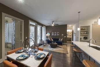 Living Room, Cedar at The Branch, 2