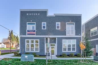 Building, Midtown Apartments, 0