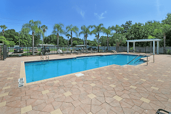 Pool, Treesdale Apartments, 0