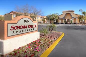 Community Signage, Sonoma Valley, 0