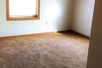 Living Room, Meadows of Luke Ridge Townhomes, 2