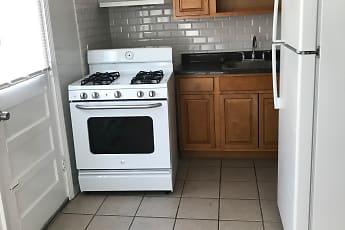 Kitchen, 241 Quinnipiac Ave. Apartments, 0