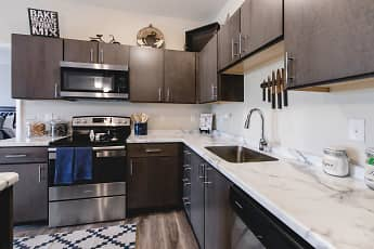 Kitchen, Park West 205, 0