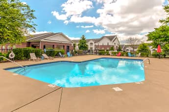 Pool, Plymouth Ridge Apartments, 0