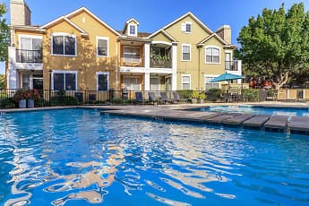 Pool, Lakepointe Residences, 1