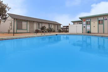 Pool, Stine Country Apartments, 1