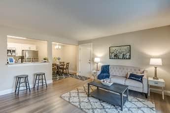 Living Room, Grandview Apartment Homes, 0
