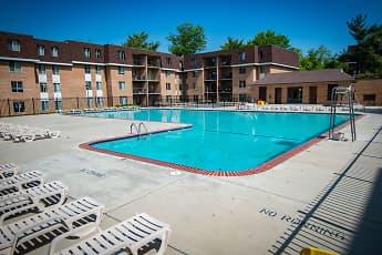 Pool, Oakton Park Apartments, 1