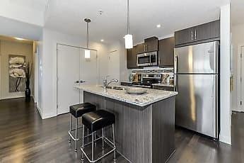 Kitchen, Flats at Medical Center Houston, 0