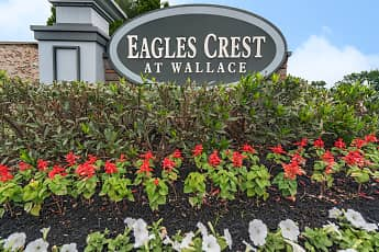 Community Signage, Eagles Crest at Wallace Apartments, 0