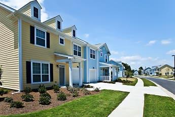 Building, JBWS Charleston Homes, 0
