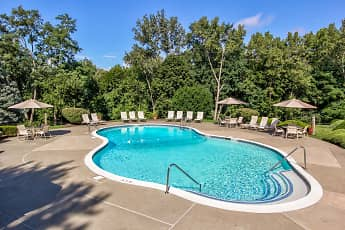 Pool, Capitol View Apartments, 0