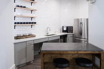 Kitchen, Mcdermott Place, 1