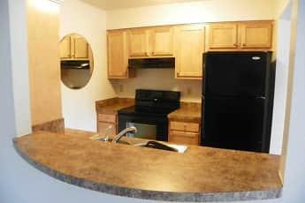 Kitchen, Pine Ridge, 1