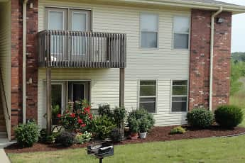 Building, Ozark Mountain Apartments, 0