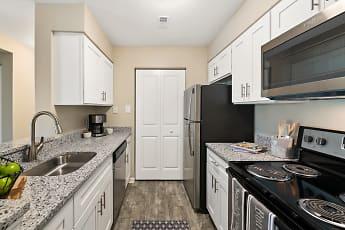 Kitchen, Hunt Club Apartments, 0
