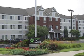 Building, Furnished Studio - Kansas City - Airport - Tiffany Springs, 0
