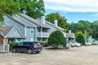 Building, Rock Creek, 0