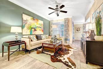 Living Room, Woodway Square, 0