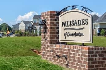 Community Signage, Palisades of Lincolnton, 1