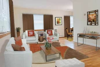 Living Room, Benner Apartments, 0