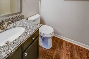 Bathroom, Hunters Point, 2