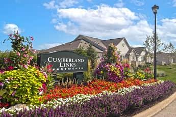 Community Signage, Cumberland Links, 0