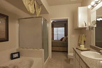 Bathroom, The Retreat At Cheyenne Mountain, 2