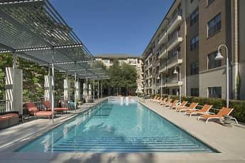 Pool, Savoye At Vitruvian Park, 1
