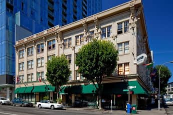 Building, Maurice Dear & Whitney Gray, 0