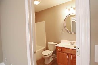 Bathroom, Swadley Park and Creekside Village Apartments, 2