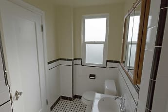Bathroom, Gramercy Towers, 2