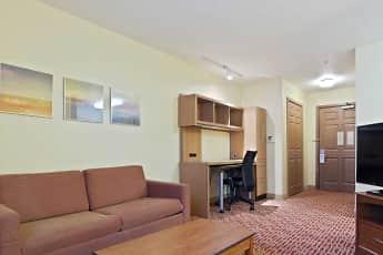 Living Room, Furnished Studio - Chicago - Elgin - West Dundee, 1