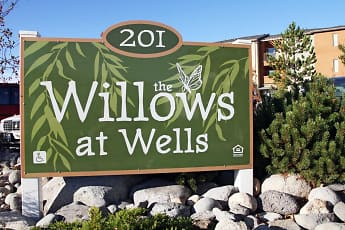 Building, The Willows at Wells Senior Community, 0