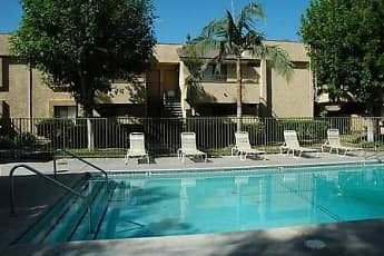 Pool, Colony Ridge Apartments, 1