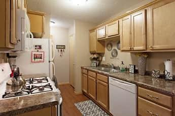 Kitchen, Continental Village, 0
