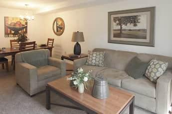Living Room, Briarcrest Gardens, 0
