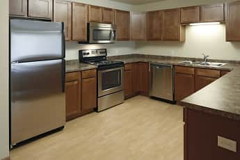 Kitchen, Edge Of Osgood, 0