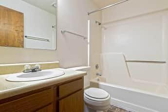 Bathroom, Civic Center Court, 2