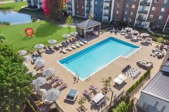 Pool, Residences at Lakeside, 1