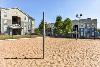 Playground, Independence Place Apartments, 2