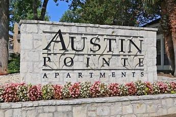 Community Signage, Austin Pointe, 2