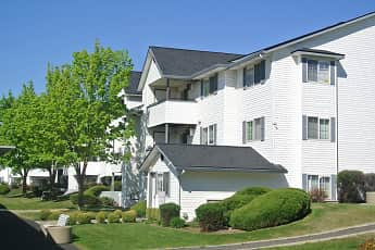 Building, Farr Court Apartments, 1