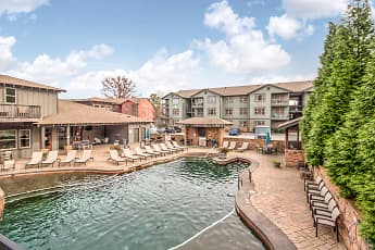 Pool, Hayden Place Apartments, 0