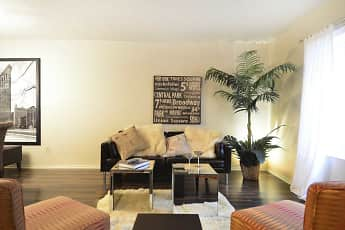 Living Room, MeadowPark Townhomes, 0