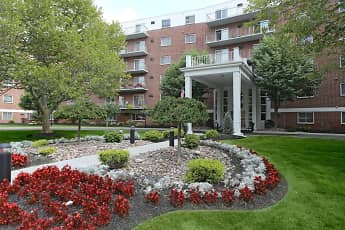 Landscaping, Boulevard Towers, 0
