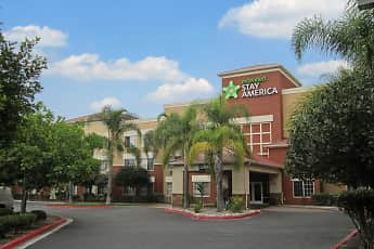 Building, Furnished Studio - Orange County - Cypress, 1