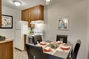 Dining Room, Hamline Terrace, 1