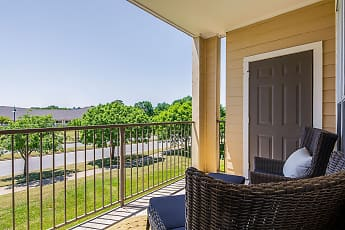 Patio / Deck, Signature Park Apartment Homes, 2