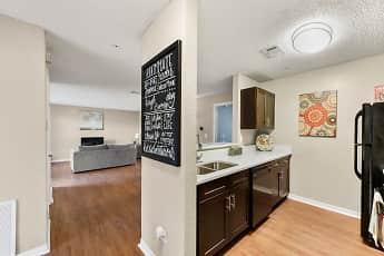 Kitchen, Kernan Oaks Apartments, 0